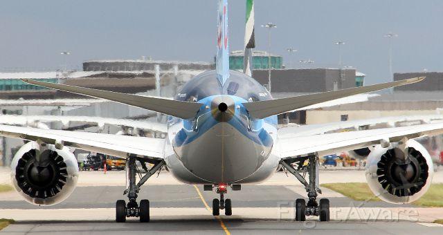 Boeing 787-8 (G-TUIB)