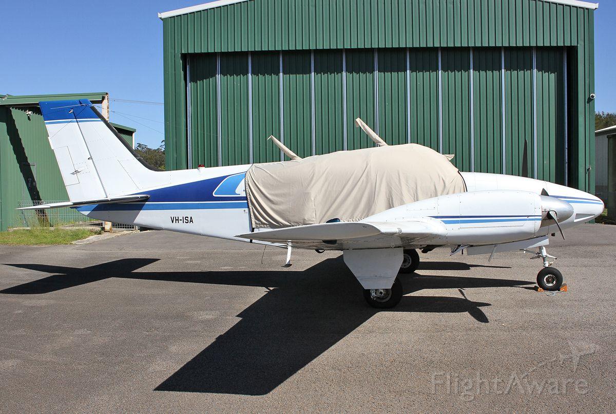 Beechcraft 55 Baron (VH-ISA)