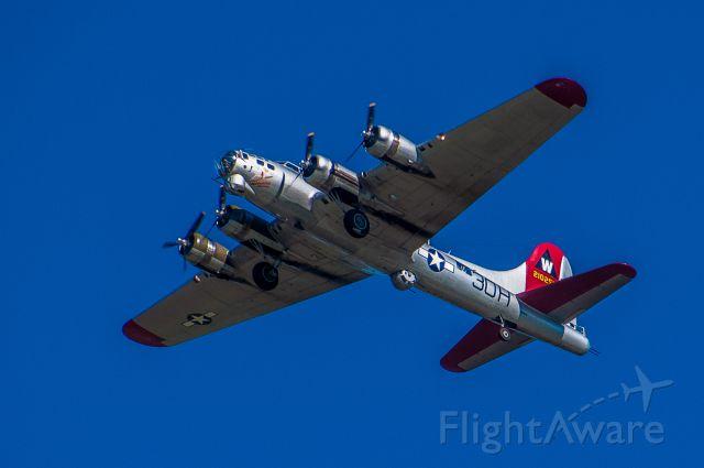 Boeing B-17 Flying Fortress (N2102516) - EAA