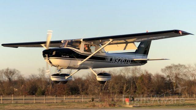 Cessna Commuter (N9267U) - Michael solo pattern work - 16 years old