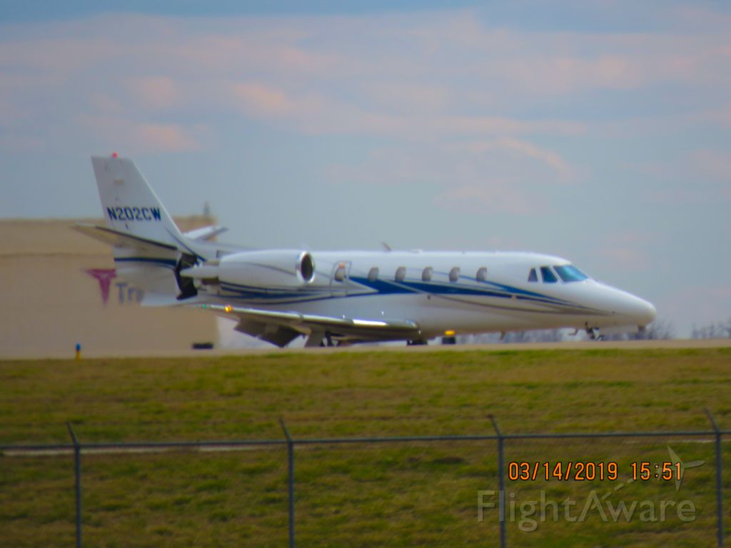 Cessna Citation Excel/XLS (N202CW)