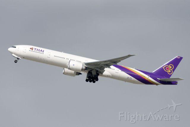 BOEING 777-300 (HS-TKL) - HS-TKL  Boeing  B777-3AL(ER)  THA  KLAX  20130305  4560