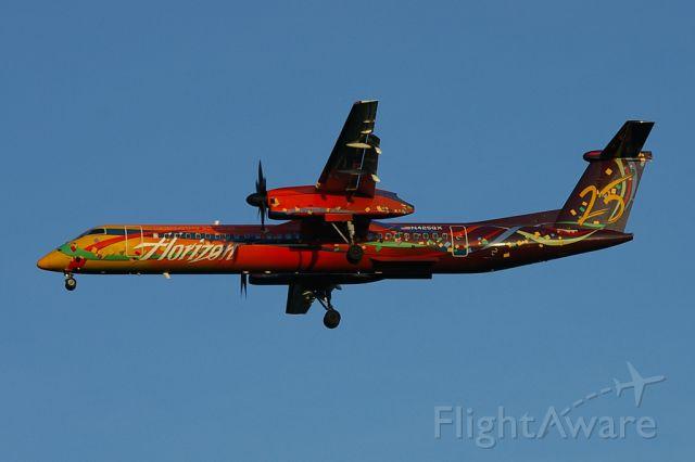 N425QX — - Horizon Air