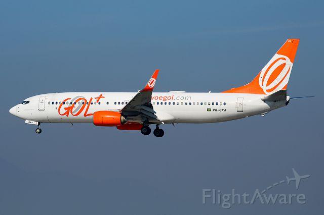 Boeing 737-700 (PR-GXA)