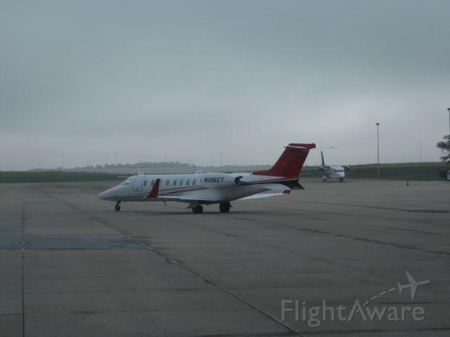 Learjet 45 (N196CT)