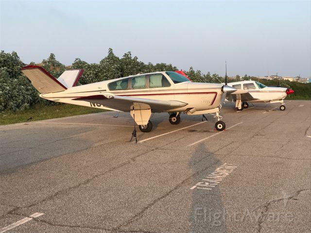 Beechcraft Bonanza (36) (N8684Q)