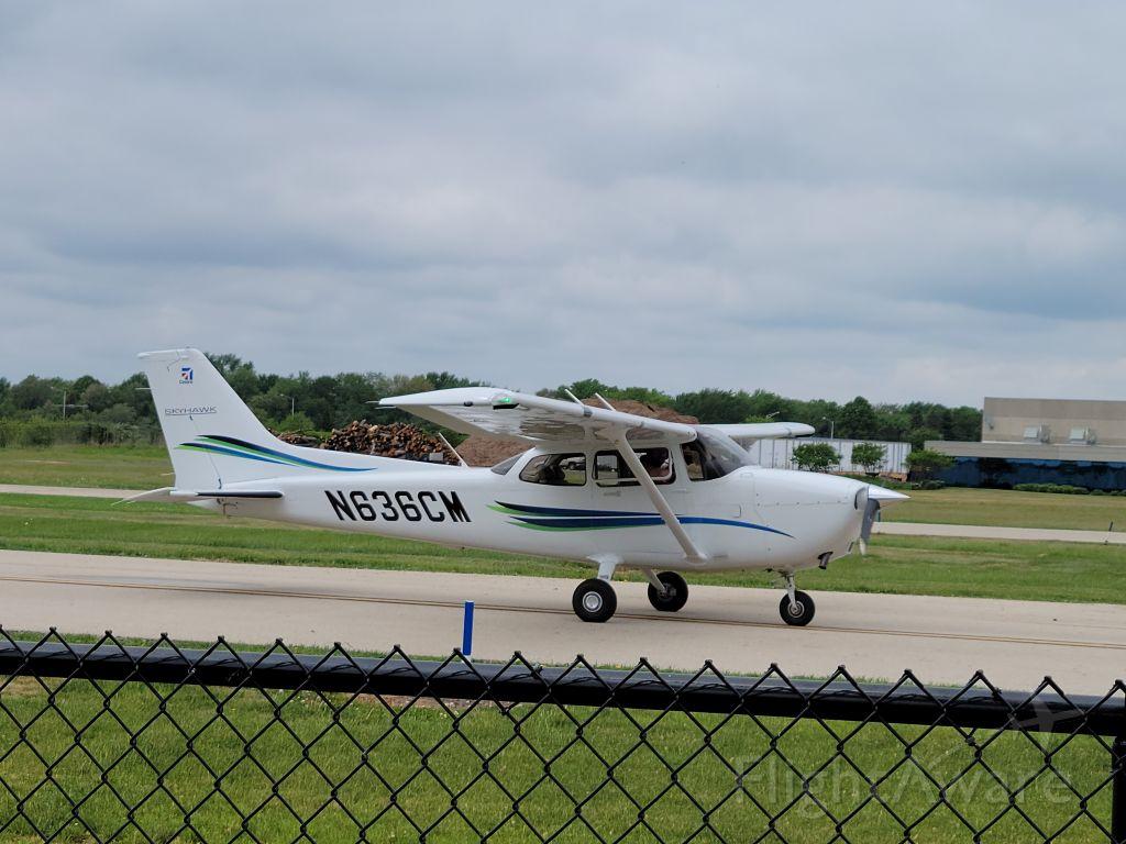 Cessna Skyhawk (N636CM)