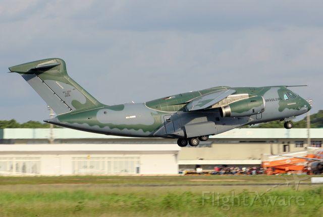 EMBRAER KC-390 (FAB2856) - FAB2856  Embraer KC-390 Millennium  br /Força Aérea Brasileira br /Aeroporto de Teresina - Senador Petrônio Portella 18/01/2021