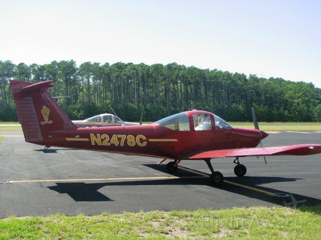 Piper Tomahawk (N2478C) - Piper PA-38