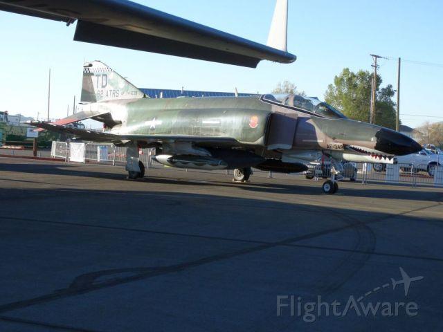 McDonnell Douglas F-4 Phantom 2 (74-1638)