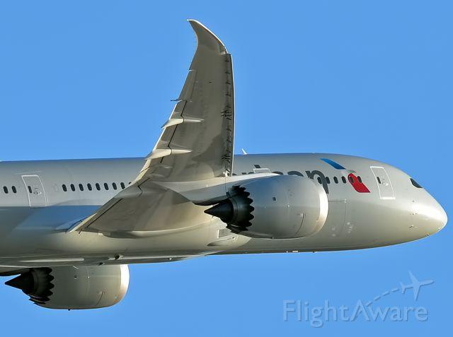 Boeing 787-8 (N801AC)
