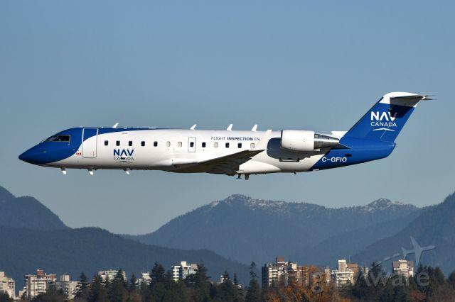 Canadair Regional Jet CRJ-200 (C-GFIO)