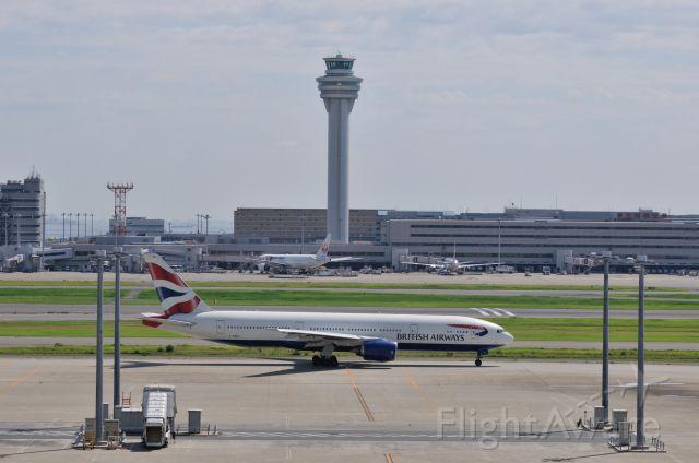 Boeing 777-200 (G-YMMJ) - 2014/7/12