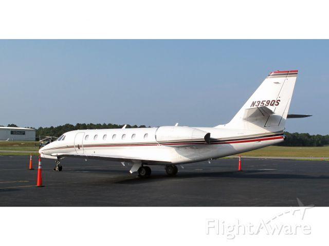 Cessna Citation Sovereign (N359QS) - At the Hamptons.