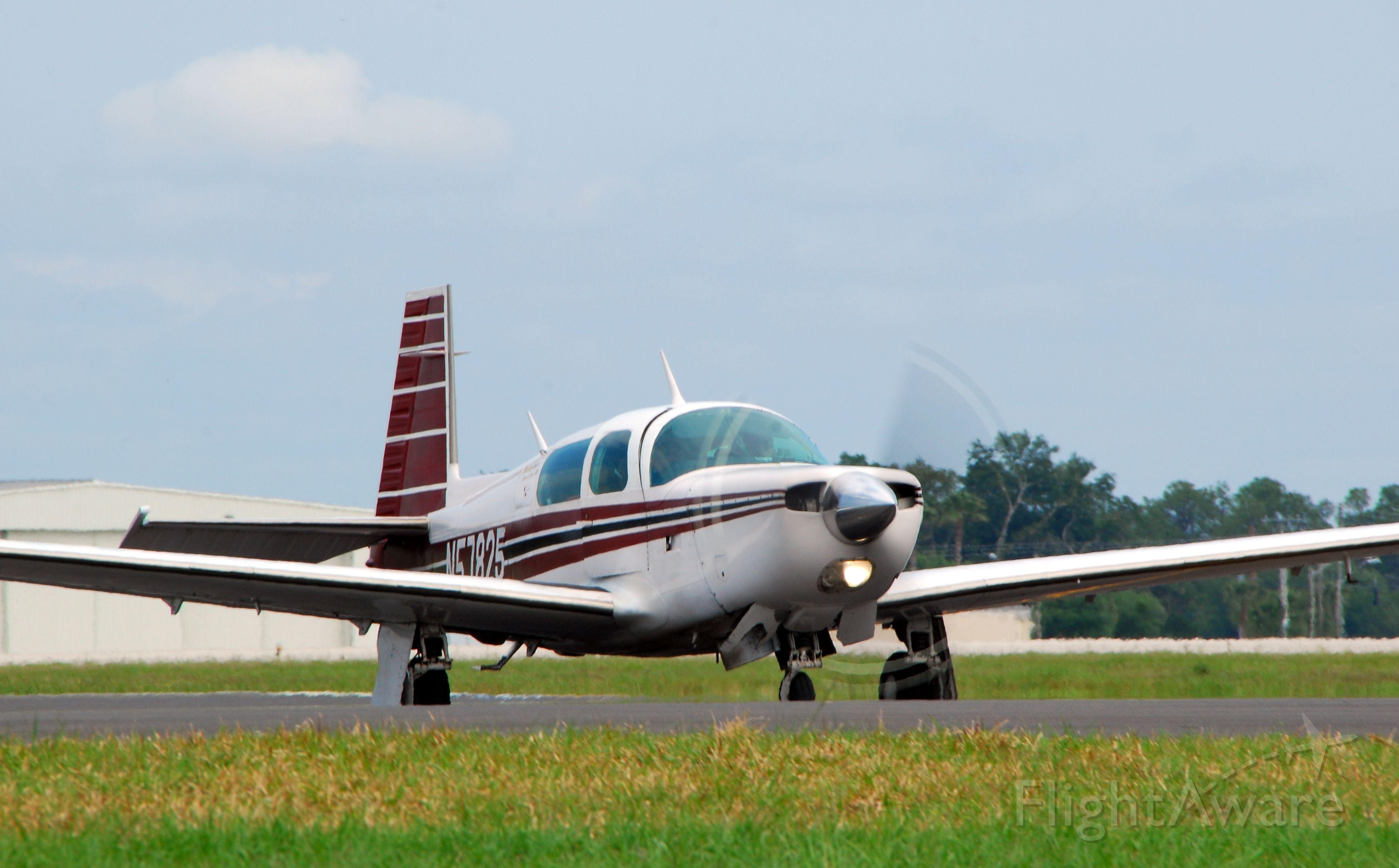 Mooney M-20 Turbo (N57825) - 2013 Sun n Fun Parade of Planes
