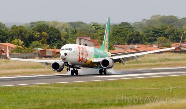 Boeing 737-800 (PR-GUK)