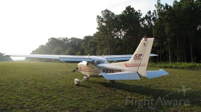 Cessna Skyhawk (N278SP) - Cumberland Island Georgia