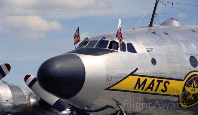 Northrop C-125 Raider (N494TW) - 1998 RIAT     RAF Fairford.UK