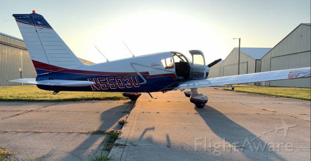 Piper Cherokee (N5503U) - KHHG