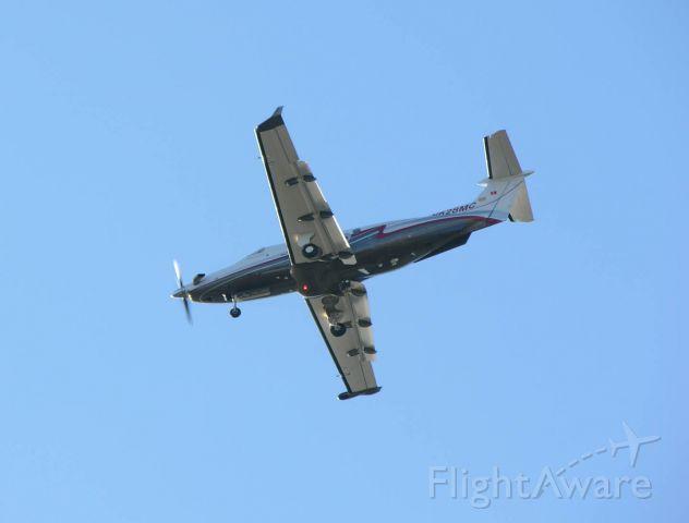 Pilatus PC-12 (N628MC)