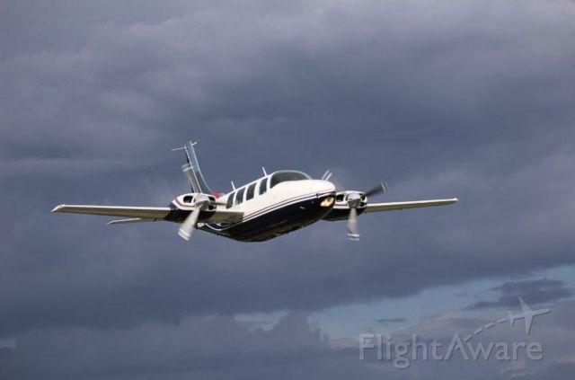 Piper Aerostar (N600NJ)