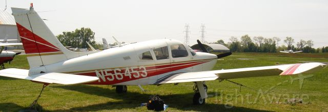 Piper Cherokee Arrow (N56453)