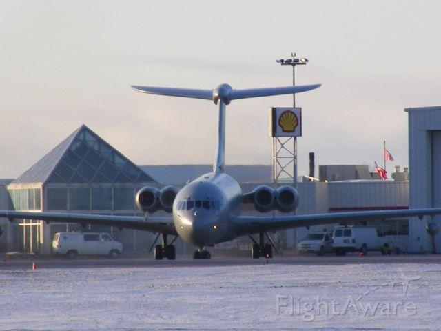 VICKERS VC-10 (XV106) - RAF VC10