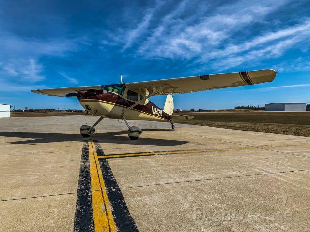 Cessna 140 (N9421A)