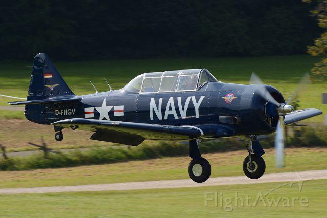 North American T-6 Texan (D-FHGV) - OTT19