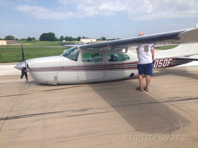 """Cessna Centurion (N105DF) - Pilot: """"my gear horn wasn"""