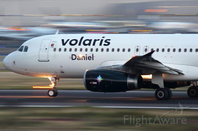 Airbus A320 (N507VL) - Panning Daniel