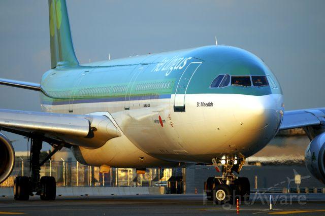 Airbus A330-300 (EI-ORD)