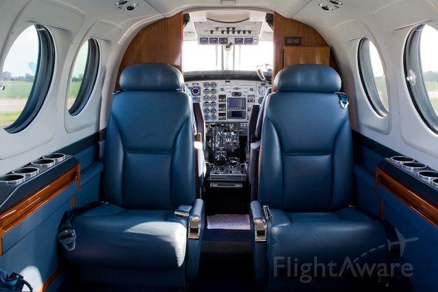 Beechcraft King Air 90 (D-IMAG)
