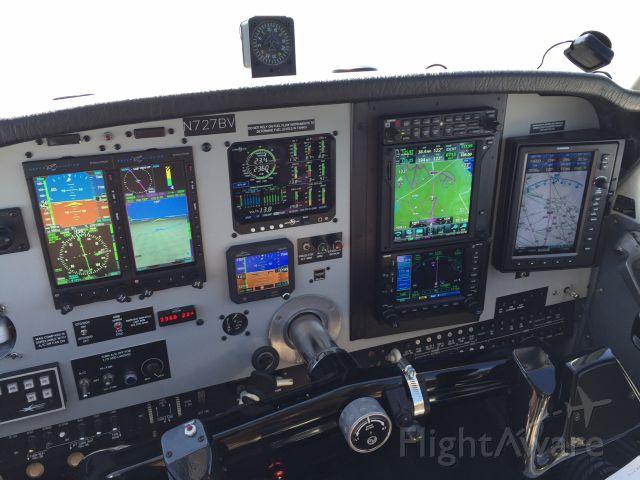 Beechcraft Bonanza (36) (N727BV) - New Glass Panel! For our 1970 A36 Bonanza!