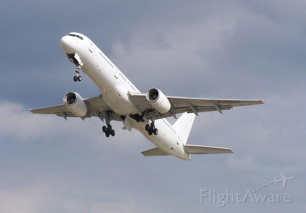 Boeing 757-200 (G-POWH) - DATE 19/06/14 c/n 29308