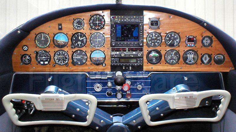 Cessna LC-126 (N3485V) - N3485V