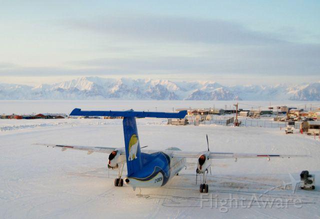 de Havilland Dash 8-100 (C-GECN)