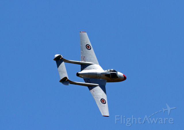 F+W EMMEN Vampire — - Temora Airshow 2013 NSW Australia.