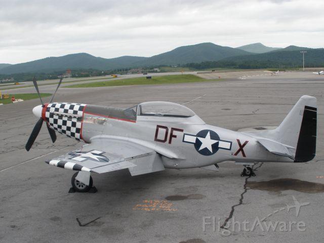— — - Horsemen P-51