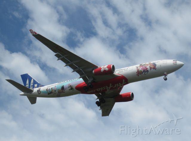 Airbus A330-300 (9M-XXF)