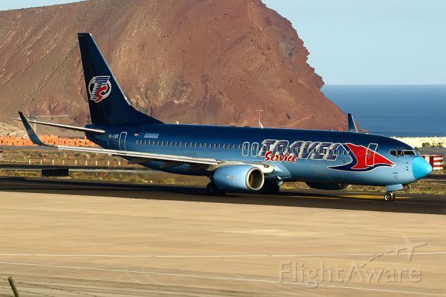 Boeing 737-800 (HA-LKE) - TENERIFE SUR