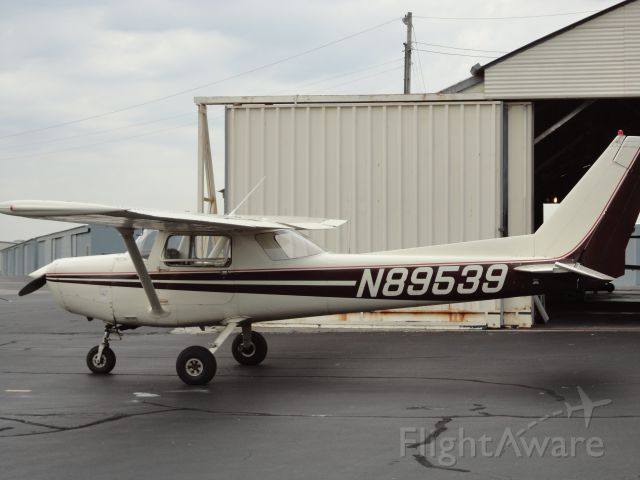 Cessna Skyhawk (N89539) - Murfreesboro Municipal, Murfreesboro Aviation fleet.