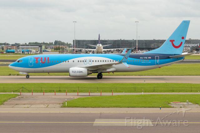 Boeing 737-800 (PH-TFB) - 18.08.2017