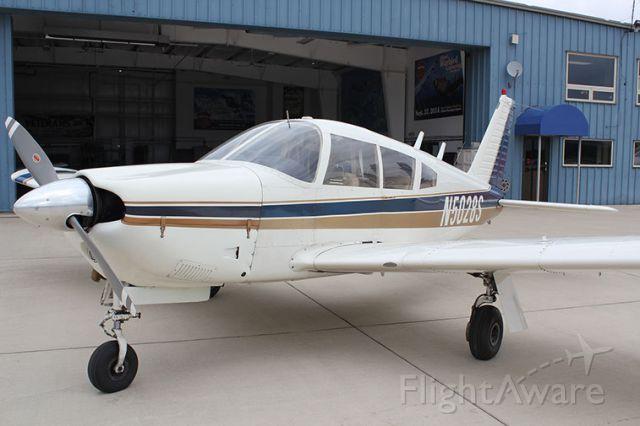 Piper Cherokee Arrow (N5028S)