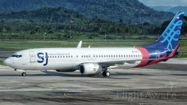 Boeing 737-800 (PK-CLT)