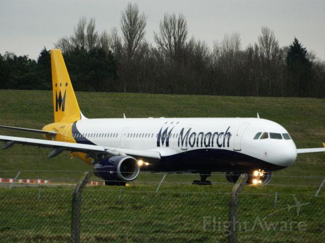 Airbus A321 (G-OJEG)
