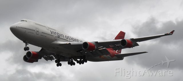 Boeing 747-200 (G-VFAB)
