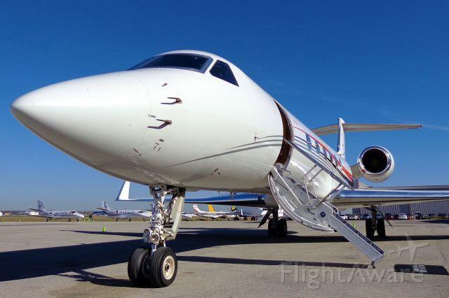 Gulfstream Aerospace Gulfstream V (N125GH)