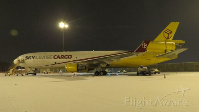 Boeing MD-11 (N950AR) - Extra lift for UPS during their peak