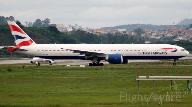 Boeing 777-200 (G-STBA)
